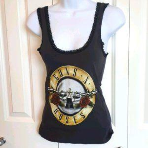 Guns N' Roses - Tank Top / Grey / sz. S